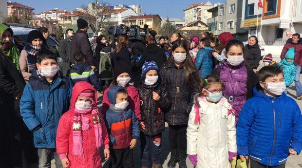 Çerkezköy'ü etki altına alan kötü kokunun sebebi anlaşıldı: Sabotaj!