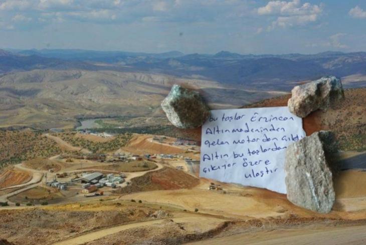Taşlar da ağlıyor Anadolu'da!..