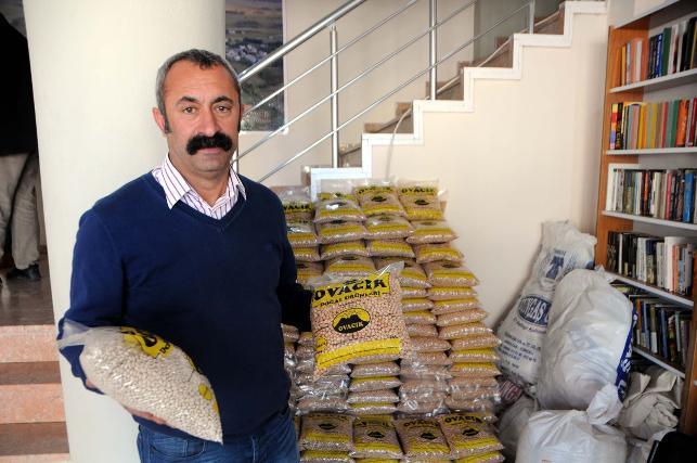 Organik tarım yapan komünist başkan, belediyeyi yine kâra geçirdi