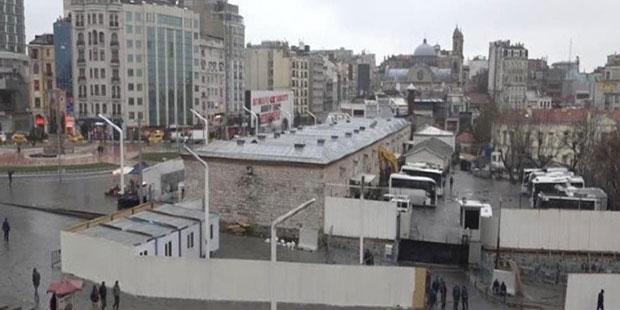 Taksim'deki cami projesi 'Allah rızası için' Sur Yapı'ya ihalesiz olarak verilmiş