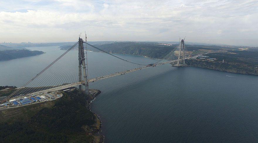 3. köprü kazığı: Geliri yapan firmaya gidiyor masrafını 80 milyon ödüyor