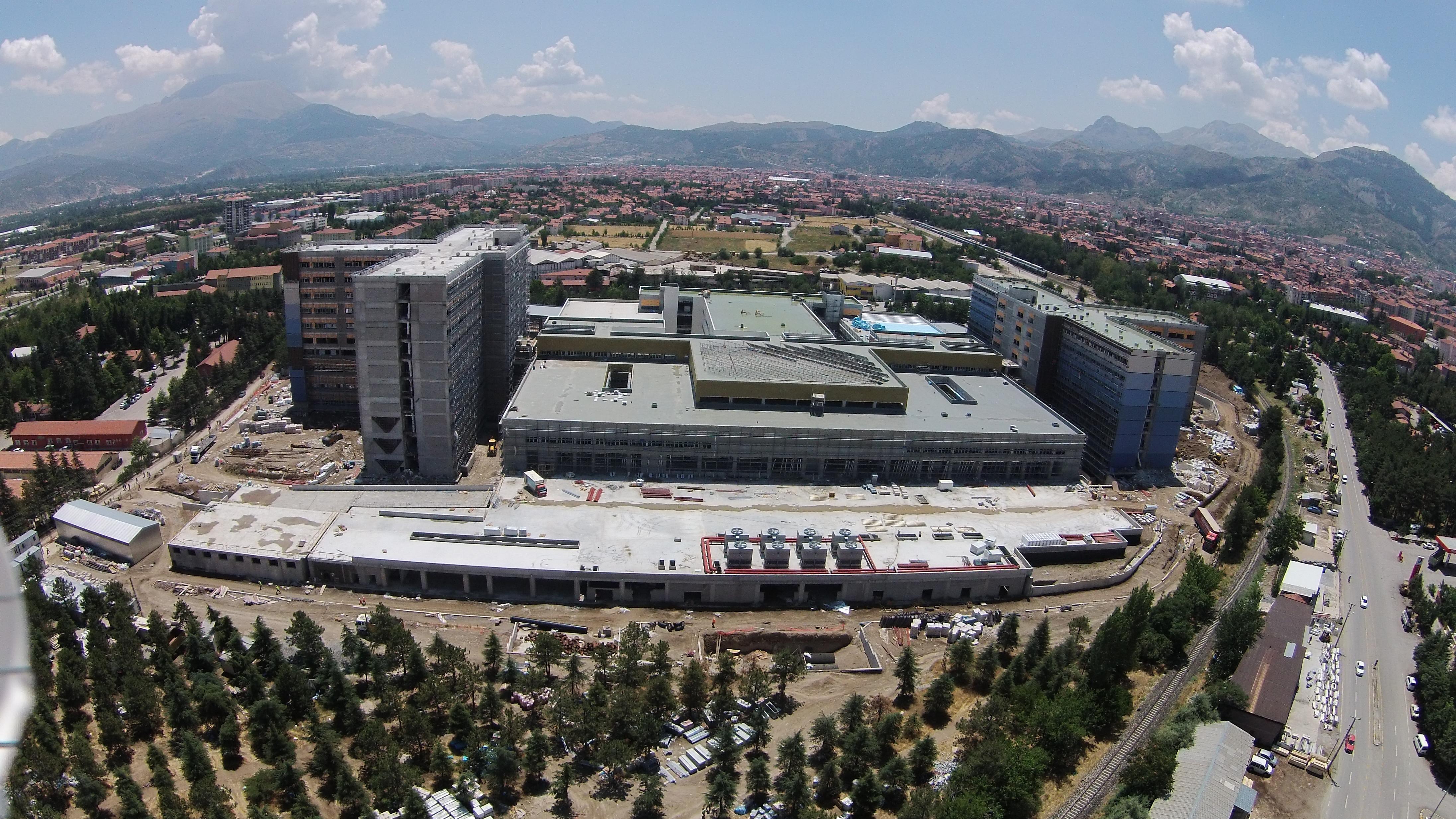 Isparta Şehir Hastanesi'nin kirası