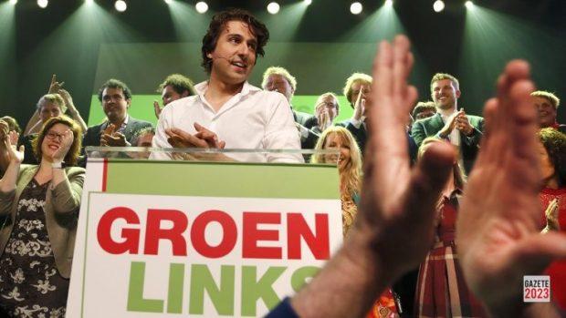 Yükselen popülizme karşı Yeşiller freni