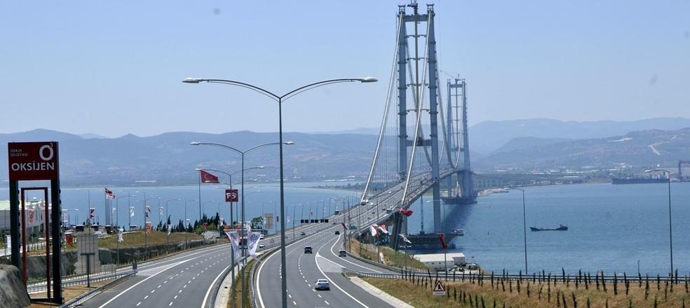 Delidumrul Köprüsü böyle olur. Vatandaşın cebinden geçmediği Osmangazi köprüsü için 50 günde 225 milyon lira çıktı!