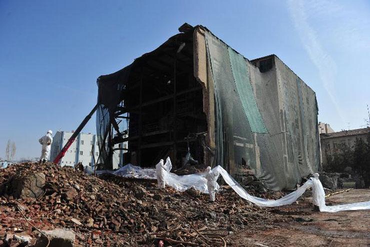Ankara'daki 'asbestli yıkım'ın altından 'rant' çıktı: Havagazı fabrikasına AVM yapılacak