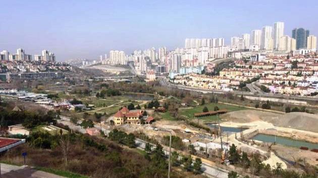 Bahçeşehir Gölet'te betona karşı nöbet