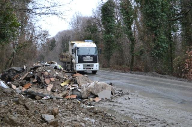 """""""Belgrad Ormanı, moloz ve hafriyat çöplüğüne dönüştü"""""""