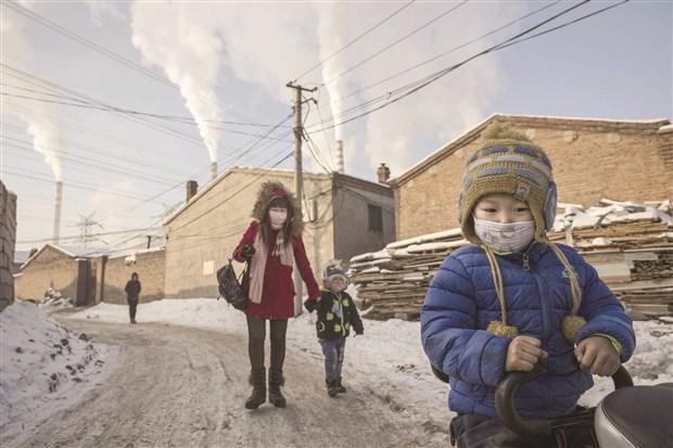 Çin'in kömür tüketiminde azalma