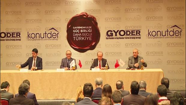Konutder başkanı Ömer Faruk Çelik: Kentsel dönüşümün rantı yüksek mahallelerden başlaması hatalıydı