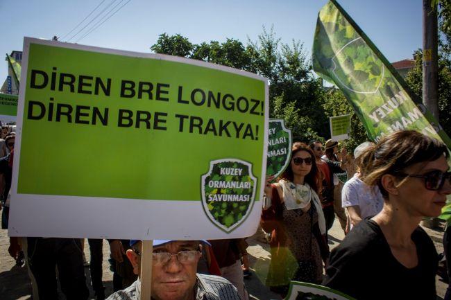 Trakya köylüleri termik santral 'acele kamulaştırma'larına karşı dava açtı