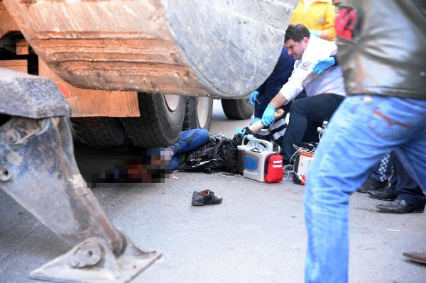 Hafriyat kamyonları altında can veriyor, sakat kalıyoruz! #HafriyatKamyonuTerörüneSon