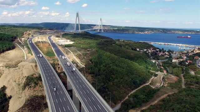 Köprü ve tünellerin iki aylık zararı 34 milyon lira. Halkın cebinden inşaat ağalarına!