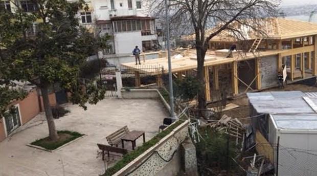 Roma Bahçesi talanı yargıya taşındı
