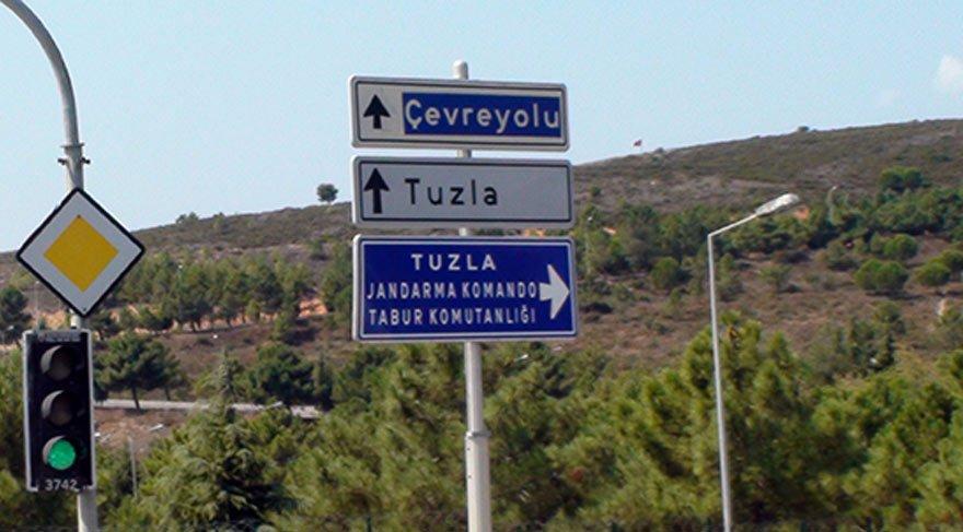 Tuzla'daki askeri arazi için konut imarı çıktı