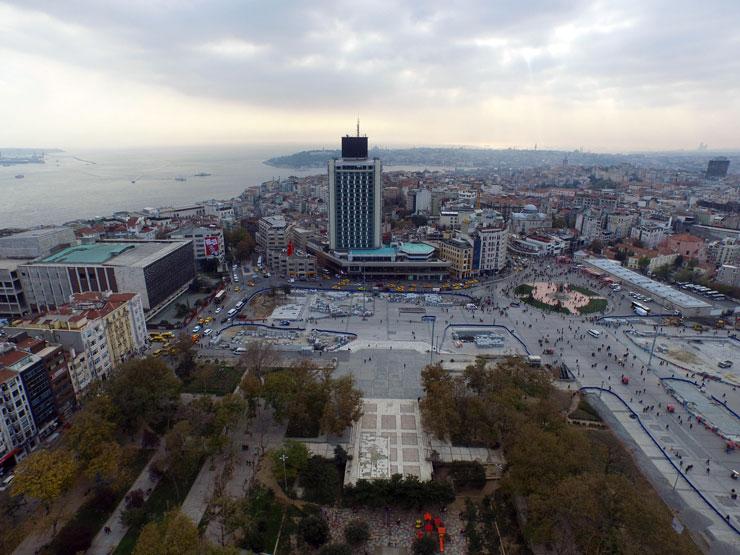 Bilirkişiden 'koruma planı'na itiraz: Beyoğlu'nda yeşil alan kalmayacak
