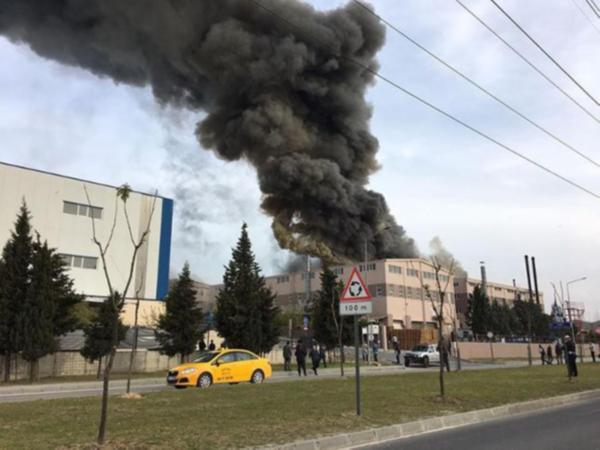 Çerkezköy'de patlama ve kimyasal alarm: 'Bebeğinizi emzirmeyin' uyarısı