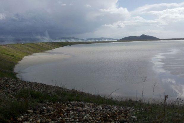 Bergama'daki siyanürcü şirket 3. atık barajını yapıyor