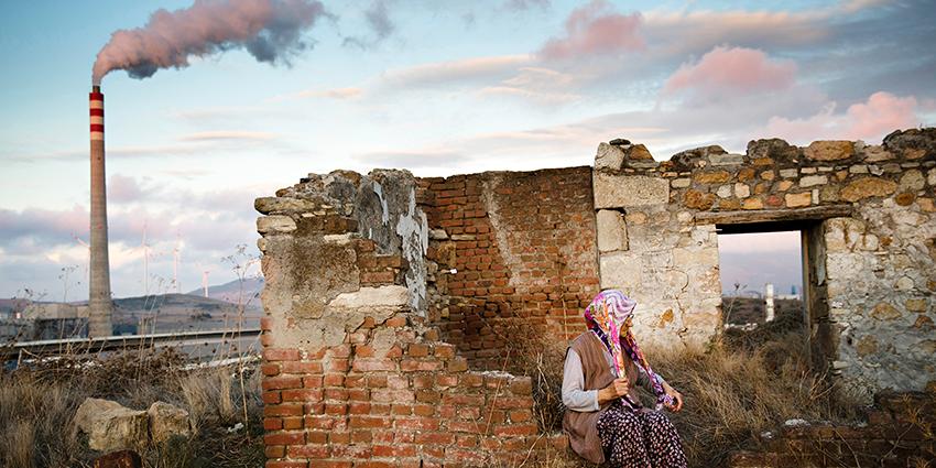 Türkiye'de havası solunabilir yerleşim sayısı 2, planlanan kömürlü termik santral sayısı 70'ten çok