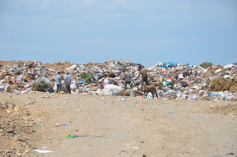 Çöplüğe 'Bilirkişi' incelemesi