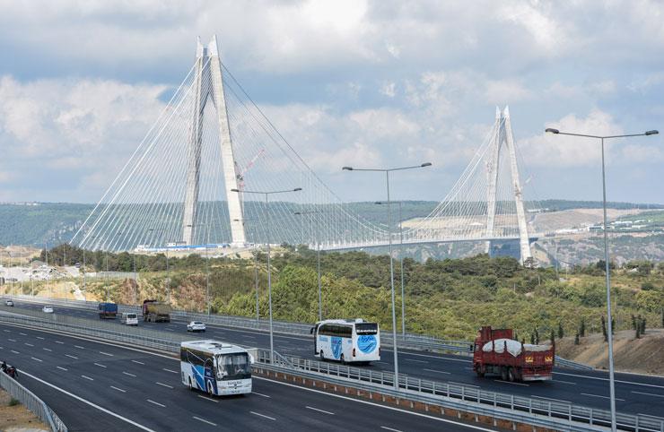 3. köprü kazığı… İki köprünün geliri üçüncü köprünün ödemesine yetmiyor
