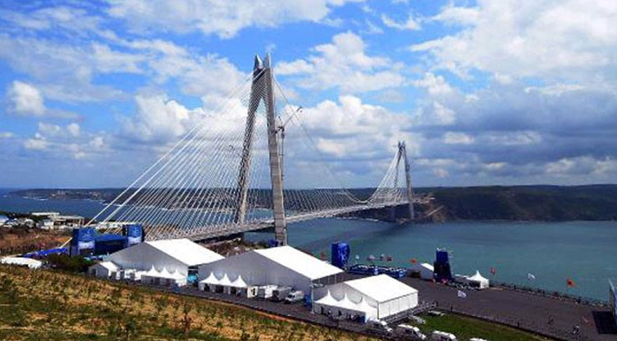 Dolar yükselince 3. Köprü geçiş ücretlerine zam yapmışlar – 3. Köprü'nün işletmecisi olan ICA'nın önünde eylem yapıp dolarlarınızı yakmaya var mısınız yandaşlar?