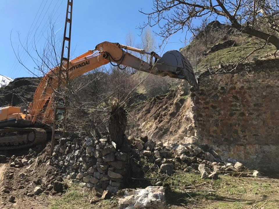 Eski Gümüşhane'de tarihi ve kültürel miras talan ediliyor
