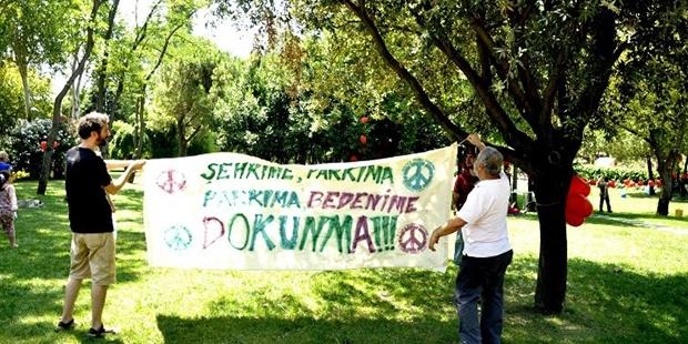 Maçka Parkı'ndaki inşaata itiraz eden Şişli Belediyesi'nin itirazı İBB tarafından gerekçe gösterilmeden reddedildi