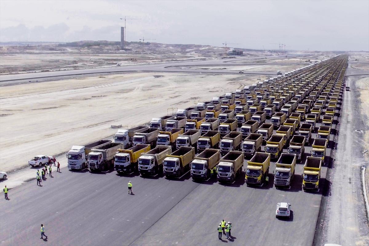 'Davet'li yollar 3. havalimanına çıkıyor