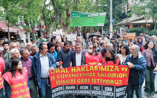 """Gülmen ve Özakça'nın açlık grevinin 62. günü: """"Yaşam kazanacak"""""""