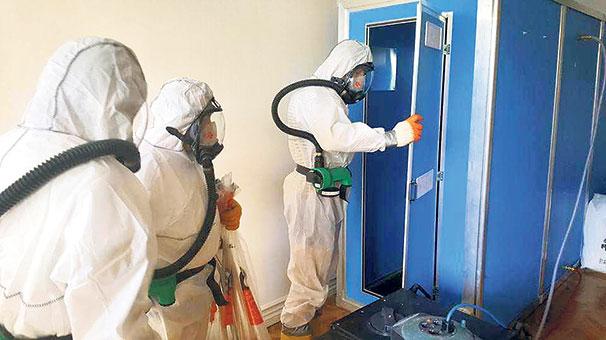 Kadıköy'de yıkılan binaların neredeyse üçte birinde kanserojen asbest tespit edildi