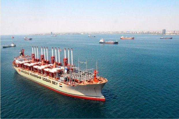 """Marmaray için Yenikapı'ya getirilen yüzer termik santrala çevre örgütlerinden tepki: """"İstanbul'da hava kirliliği artar."""""""