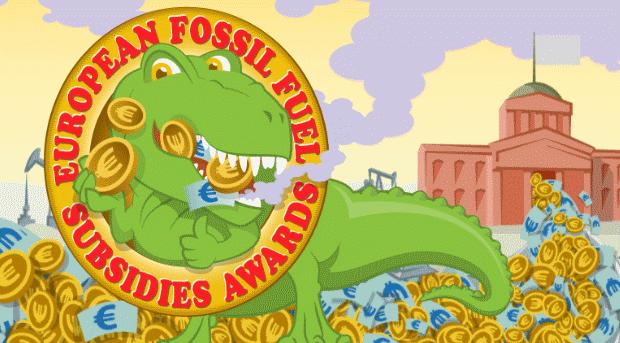 Avrupa Fosil Yakıt Teşvikçi Ödülü'ne adayımız EÜAŞ'a oy kullanmak için son gün!