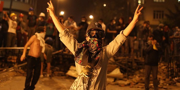 It is the 4th year of Gezi Resistance!