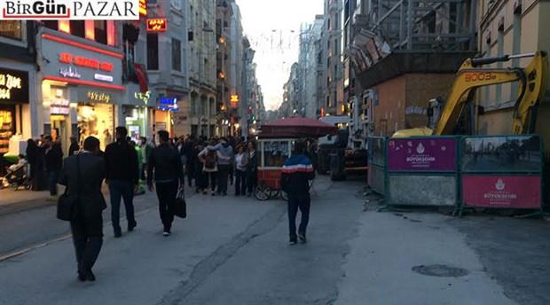 İstiklal Caddesi'nin hâli AKP Türkiye'sinin özeti