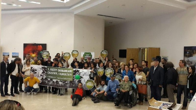 1. Kuzey Ormanları Çalıştayı'ndan çıkan karar: Kuzey Ormanları'nı hep beraber savunacağız