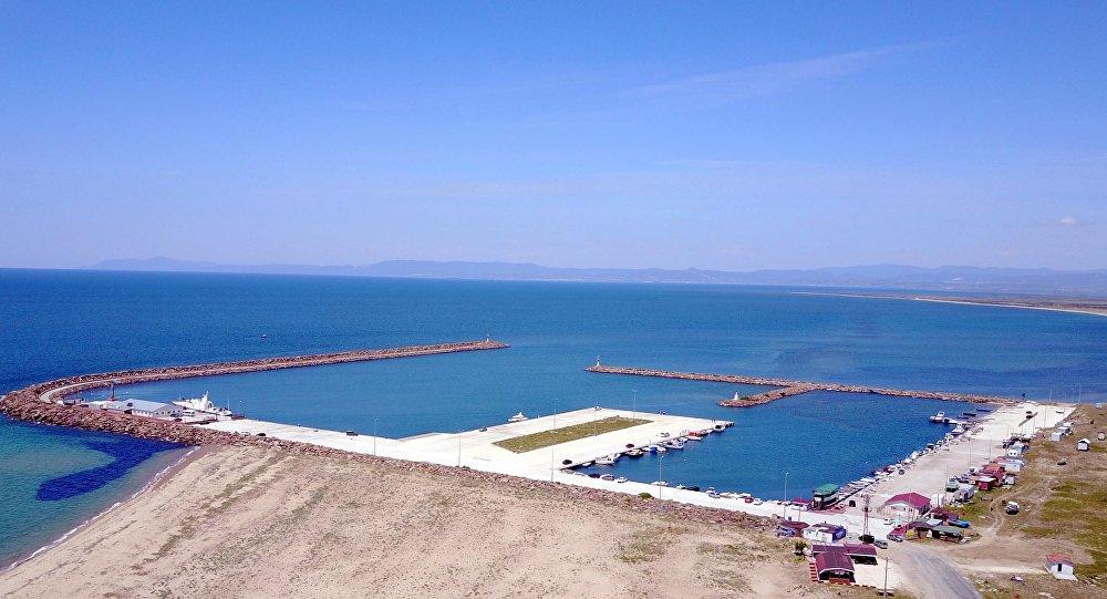 Araplar, Saros Körfezi'ne 'Yat Limanı' kuruyor