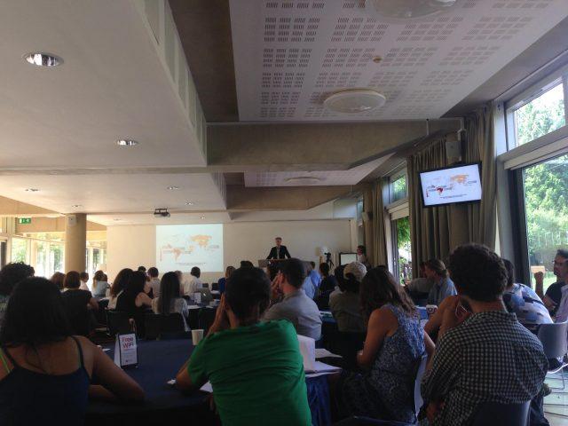 Oxford'da düzenlenen Orman Savunucuları Konferansı, KOS'un da katılımıyla başladı