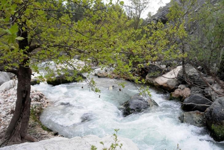 Bakanlık Alakır'ı 'Doğal sit alanı' ilan etti