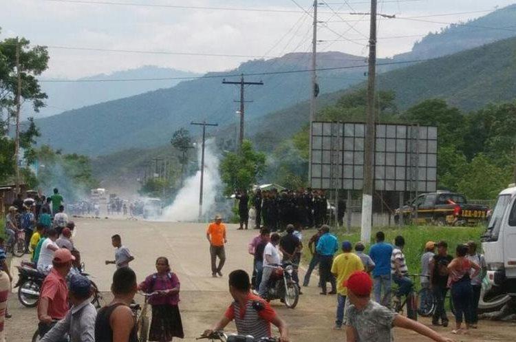 Guatemala: Maden şirketine karşı balıkçıların direnişi