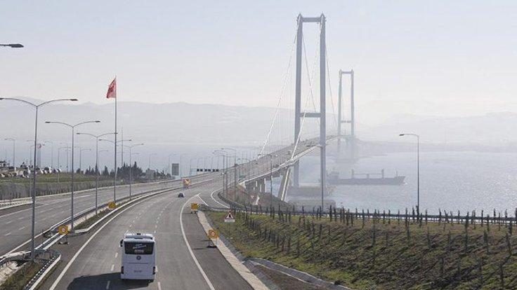 İki boğaz köprüsünün geliri Avrasya Tüneli ve 3. köprünün zararına yetmedi