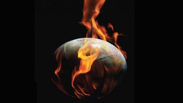 Trump'ın ve diğer tüm iklim inkarcılarının karşısında: Dünyanın son buzul çağından bugüne sıcaklık çizelgesi