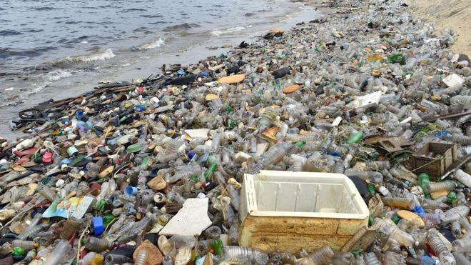 Dünya 'Plastik Gezegen' olma yolunda ilerliyor