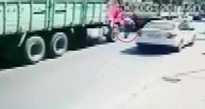 Hafriyat kamyonu terörü Pendik'te bir canımızı daha aldı! Betonunuz insan hayatından daha mı değerli!