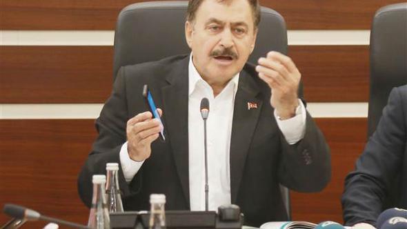 Bakan Veysel Eroğlu: Sıcaklığı abartıyorsunuz, yok kardeşim öyle bir şey