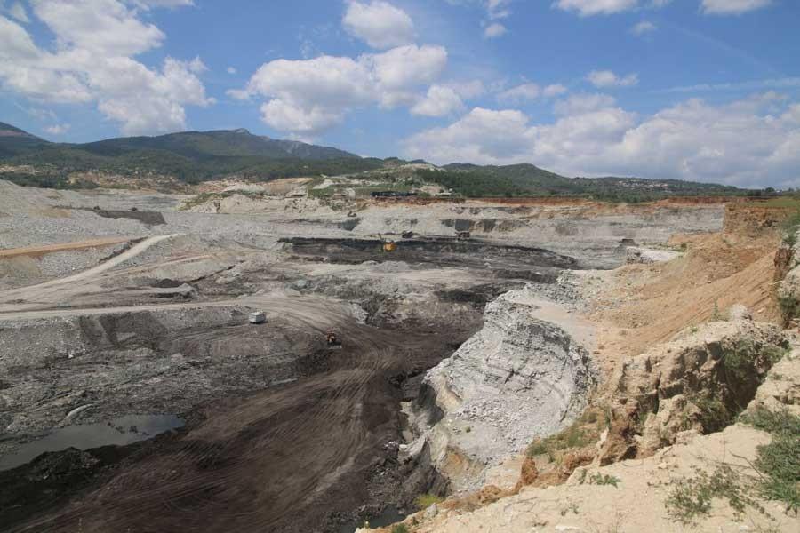 Yatağan'da kömür için doğa-tarih katlediliyor