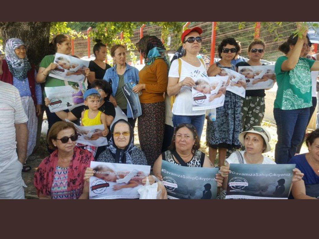 Amasra halkı, termik santrale karşı 2 bin 19 imza ile dava açtı