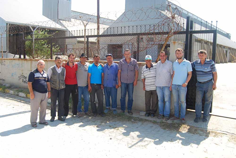"""Tekirdağ – Saraylı çiftçiler: """"Buğdayı Allah verdi hükümet aldı"""""""
