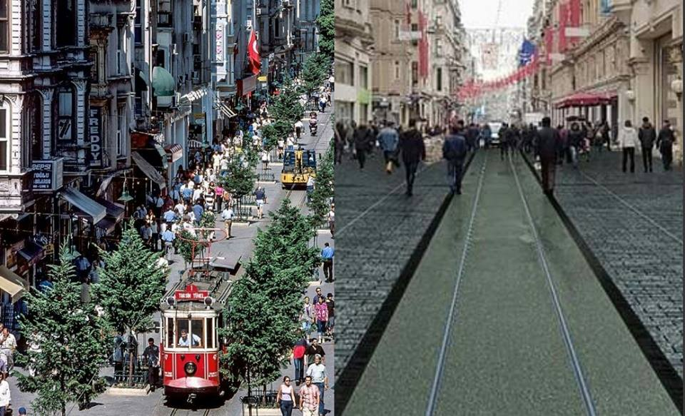 İstiklal Caddesi: İstanbul Kent Savunması ve Beyoğlu Kent Savunması ile söyleşi