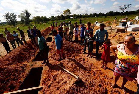 Brezilya'da toprağını savunan çift öldürüldü