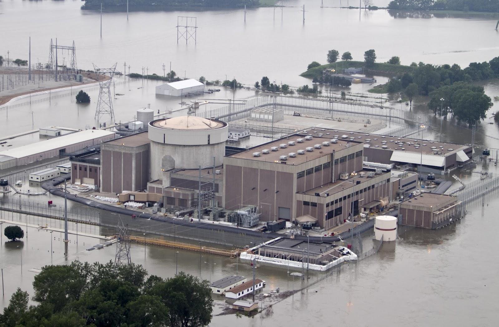 İklim değişikliği, nükleer santrallerin risklerini ve maliyetlerini arttıracak!